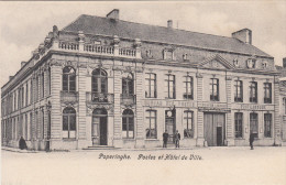 Poperinge, Poperinghe, Postes et H�tel de ville (pk16769)