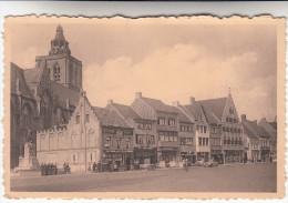 Poperinge, Poperinghe, grote markt (pk16773)