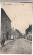 Poperinge, Poperinghe, Gendarmerie en Veurnestraat (pk16777)
