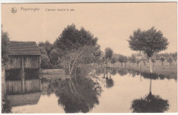 Poperinge, Poperinghe, L'ancien moulin a eau (pk16778)