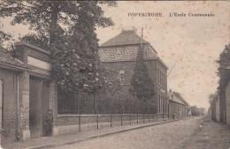 Poperinge, Poperinghe, L'Ecole communale (pk16780)