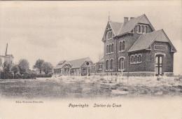 Poperinge, Poperinghe, Station du tram (pk16782)