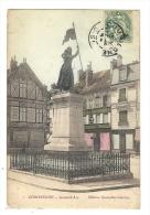 Cp, 60, Compiègne, Jeanne D'Arc, Voyagée - Compiegne