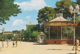 GUADALAJARA. Parque Calvo Sotelo (ca. 1969) - Guadalajara