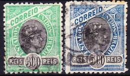BRESIL 1894-1904 YT N° 84 Et 85 Obl. - Gebruikt