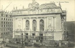 LILLE - Le Nouveau Théâtre                                -- - Lille