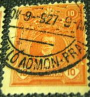 Peru 1925 Augusto B. Leguia 10c - Used - Peru