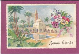 BONNE ANNEE ( écrite De Sidi Kamber ) - Algerien