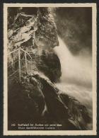 ROFFLAFALL GR Bei Andeer Mit Unter Dem Rhein Durchführender Gallerie Ca. 1950 - GR Grisons