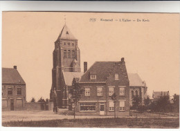 Kemmel, De Kerk (pk16822) - Heuvelland