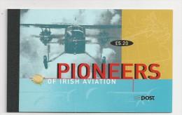 1998 MNH Booklet , Airplanes,  Eire, Ireland, Irland, Postfris - Libretti
