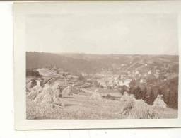 4528 Photo De Bouillon (env 8X5cm) De Bouillon Datée De Aout 1935 Ou 1931 - Bouillon