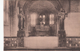 Eglise De Warneton, Autel De La Ste Vierge Avec Statues De La Ste Vierge Et Le Ste Thérèse (pk16857) - Komen-Waasten