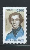 OA 6447 / FRANCE 2005 - Yvert 3780 ** - Alexis De Tocqueville - Neufs
