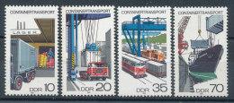 1995 à 1998** Transports Par Containers - [6] Democratic Republic