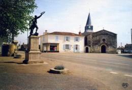 SAINT-CYR-en-TALMONDAIS Place De L'église (C9049) - France