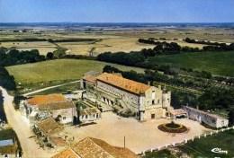 JARD-sur-MER Vue Aérienne, Abbaye Royale De N.D. De Lieu-dieu (C9055) - Frankreich