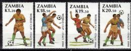 ZAMBIE  N°  502/05   * *     Cup 1990  Football Soccer Fussball - 1990 – Italia
