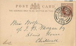 PK  Liverpool - Childwall             1895 - Grossbritannien