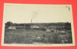 Saillat - Vue Sur L'usine à Papier Et Fabrique De Boites D'allumettes ------ 279 - Autres Communes