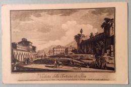 Cartolina Stampa Veduta Della Fortezza Di Pisa Non Viaggiata F.p. - Pisa