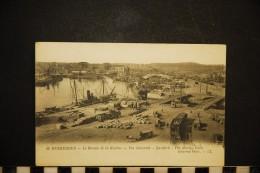 CP, 59, DUNKERQUE Le Bassin De La Marine Vue Générale N° 88 Ecrite En 1919 - Dunkerque