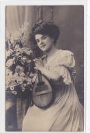 Mandolin Player - Women