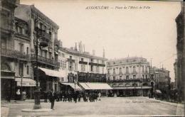 ANGOULEME Place De L´hôtel De Ville - Angouleme