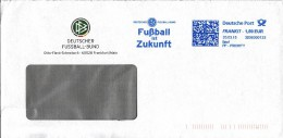 Germany  Soccer / Football Union Post Cover 2015 To Bulgaria Football Union - RARE !!! - Andere