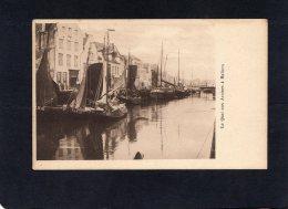 53335   Belgio,  Le  Quai Aux Avoines A Malines,  NV - Mechelen