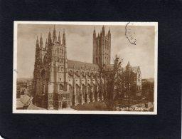 53341    Regno  Unito,  Canterbury Cathedral,  VGSB  1914 - Canterbury