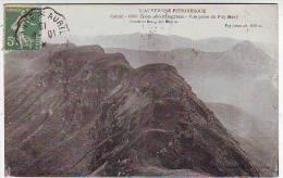 15. L'AUVERGNE PITTORESQUE . 1849. NOS MONTAGNES . VUE PRISE DU PUY MARY . PLOMB DU SANCY - Altri Comuni