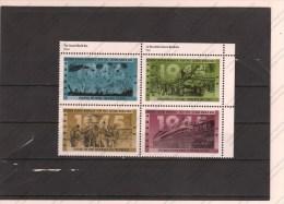 CANADA Nº 1398 Al 1401 - WW2