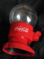 Distributeur COCA-COLA Publicitaire Cacahuettes Pop-corn Amandes Apéritif Bonbons - Coca-Cola