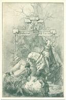 "Jagd, Jäger Hunde, ""Hubertus Bitt Für Uns"", Um 1910/20 - Tierwelt & Fauna"