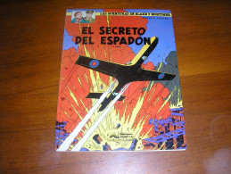 BLAKE ET MORTIMER : EL SECRETO DEL ESPADON 1ER PARTIE - Livres, BD, Revues