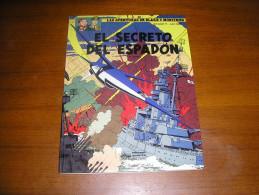 BLAKE ET MORTIMER : EL SECRETO DEL ESPADON 3EME  PARTIE - Livres, BD, Revues