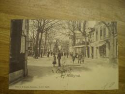 Hillegom // In Het Dorp // 1901 - Pays-Bas