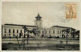 ANGOLA - LOANDA - RESIDENCIA DO GOVERNA GERAL DE ANGOLA - Angola