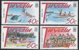 Tuvalu - 1997 - Noël 97 - 4v Neufs ** // Mnh - Tuvalu