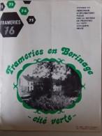 FRAMERIES EN BORINAGE - CITÉ VERTE Septembre 1976 - Belgium
