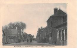 AMFREVILLE LA CAMPAGNE - Entrée, Côté Neubourg - France