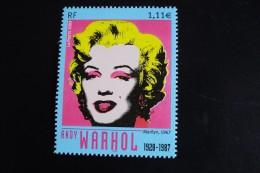 France - Année 2003 - Marilyn, Portrait De Andy Warhol - Y.T. 3628 - Neuf (**) Mint (MNH) Postfrisch (**) - France
