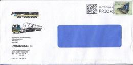 BELGIË - OBP - 2014 - Nr 4290 - PRIOR - (VRANCKX) - Maschinenstempel