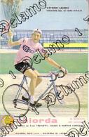 Ciclismo CARTOLINA PUBBLICITARIA CHIORDA ---- -- ADORNI - - Ciclismo