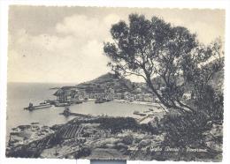 Isola Del Giglio Porto E Panorama Viaggiata - Grosseto