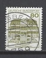 BUND - Mi-Nr. 1140 D Unten Geschnitten Gestempelt (6) - Used Stamps