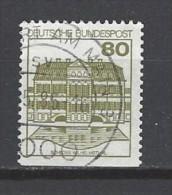 BUND - Mi-Nr. 1140 D Unten Geschnitten Gestempelt (7) - BRD
