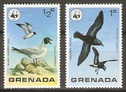 GRENADE      -     W.W.F.    Oiseaux Marins * - W.W.F.