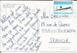 EUROPA   -  ESPAGNE  -  1993  -  FLAMME KRAG CODE POSTAL - 1931-Today: 2nd Rep - ... Juan Carlos I